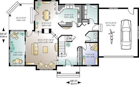 open home plans glass bird home floor plan favourite
