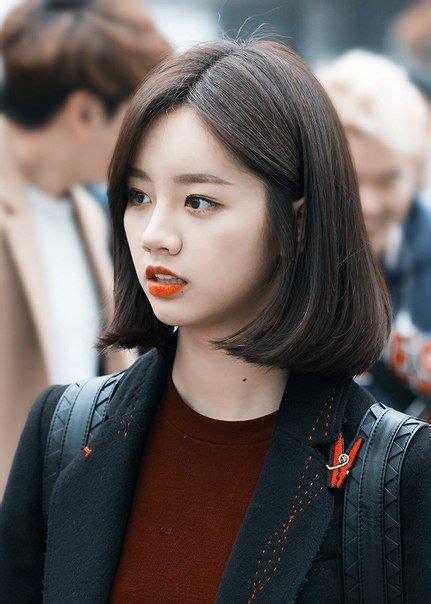korean short hair ideas  pinterest short hair