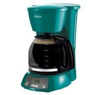 Makes 6, 8, 10, or 12 oz. Mr. Coffee Turquoise Coffee Maker | For the Home | Pinterest | Coffee maker, Turquoise and Coffee