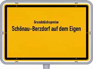 Grundstückswert Berechnen : grundst ckspreise sch nau berzdorf auf dem eigen 2018 ~ Themetempest.com Abrechnung