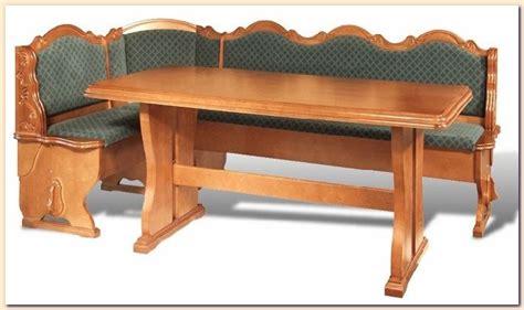 banc de cuisine en bois cuisine banc massif massif groupe du dejeuner bois table