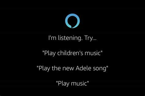 alexa  play songs   amazon
