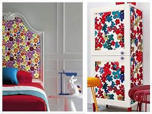 Ikea Stoffe 2014 : mobili rivestiti di stoffa le idee pi originali design mag ~ Markanthonyermac.com Haus und Dekorationen