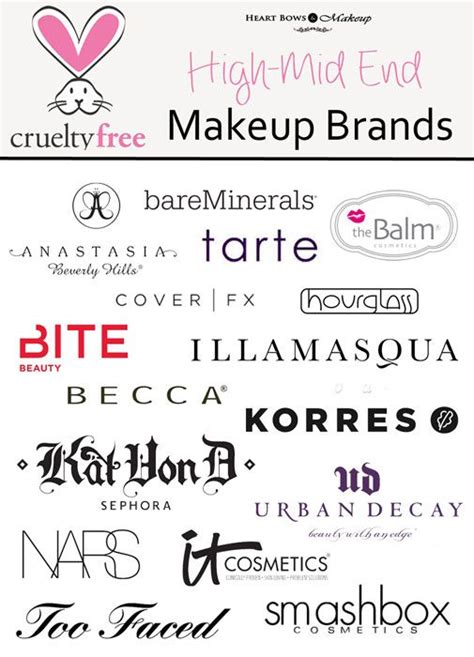 Best Ideas For Makeup Tutorials  Cruelty Free Makeup