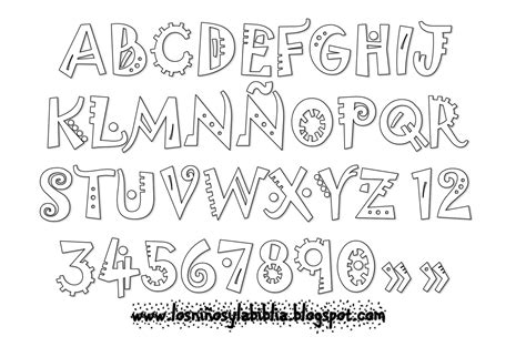 El abecedario para colorear mayuscula y minuscula Imagui