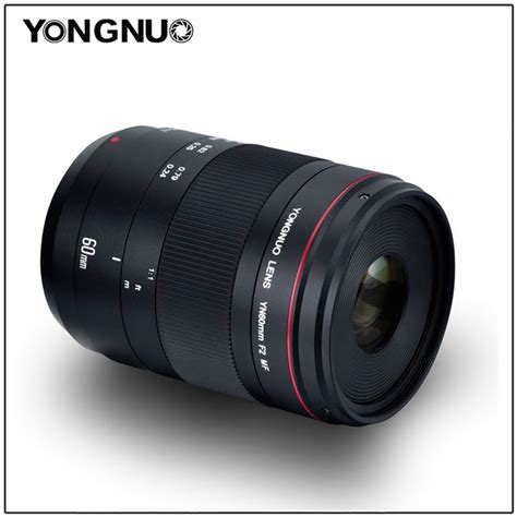new yongnuo yn 60mm f 2 mf macro lens rumors