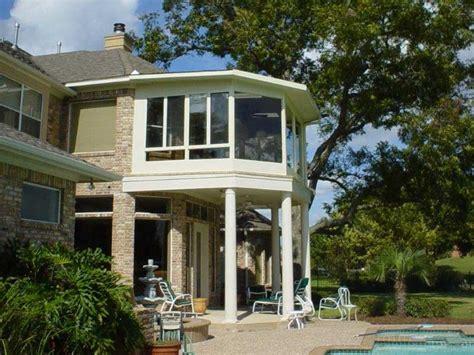 houston aluminum patio covers metal patio covers houston tx