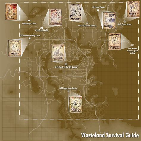Decorating Magazines Fallout 4 by Image Fo4 Map Png Fallout Wiki Fandom