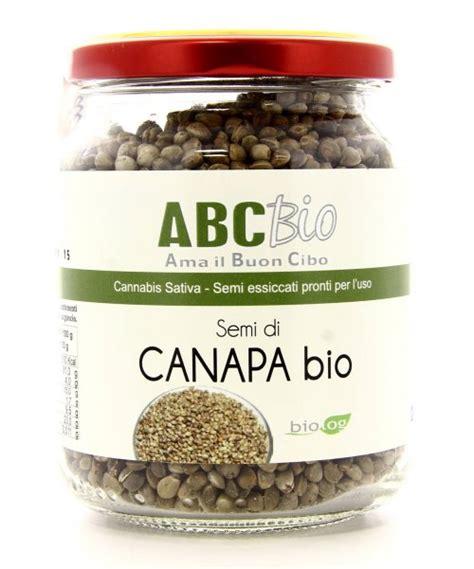 semi  canapa bio cannabis sativa abc bio