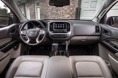 gmc canyon wins interior design award gm authority