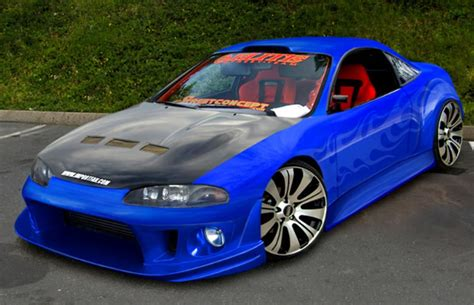 20 Best Tuner Cars To Turn Into Speed Demons