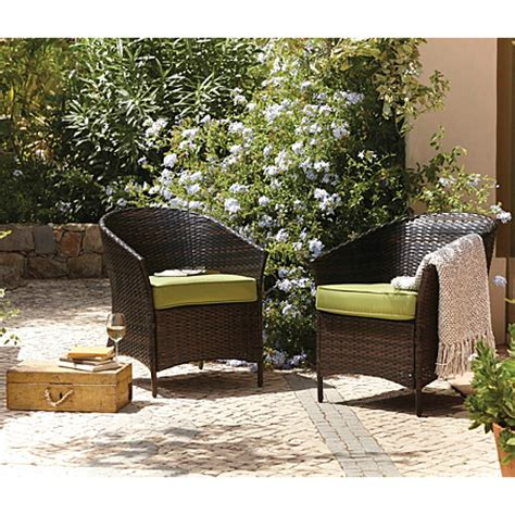 2 jakarta classic patio tub chairs olive green garden