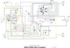 vespa wiring diagram no battery no starter vespa vespa scooters and cars