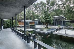 Traditional, Courtyard, House, Gets, A, Modern, Update, In, China