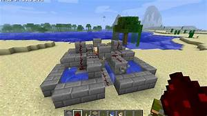 Minecraft 146 Automatic Obsidian Generator Works On