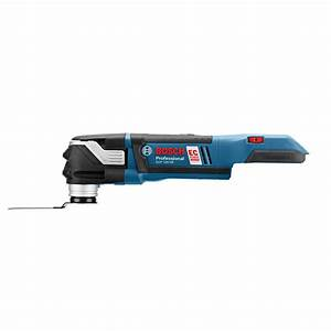 Bosch GOP 18 V-28 Cordless Brushless Multi-Cutter with ...
