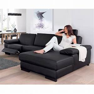 canape d39angle droite 1 place relaxation electrique With canapé d angle 2 relax electrique