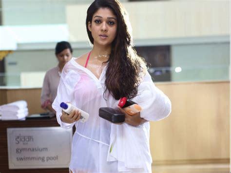 Nayantara Glamorous Hot Scenes