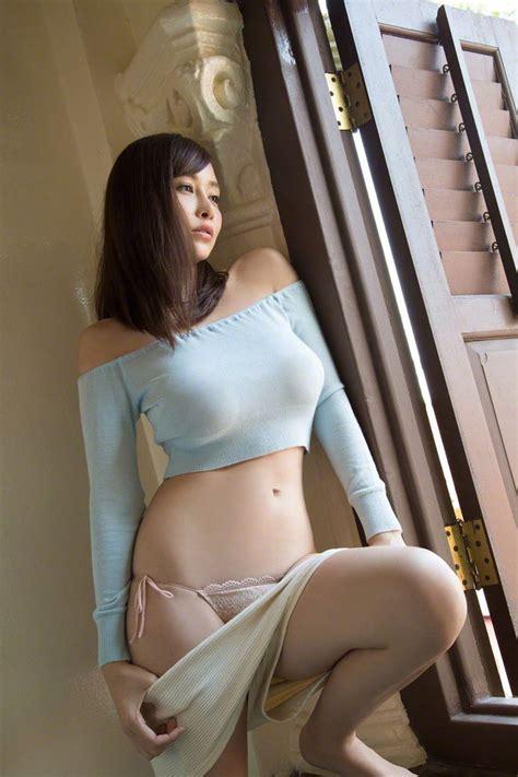 Anri Sugihara - busty beauty 2 by Anri-Sugihara on DeviantArt