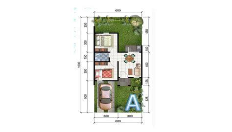 contoh desain rumah type  lamudi