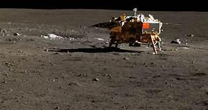Yutu: mission end for the Chinese moon rover - Cité de l ...