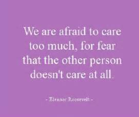 Famous Eleanor Roosevelt Quotes Fear