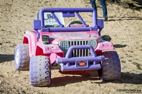 jeep barbie barbie jeep racing the koh race you didn t hear about