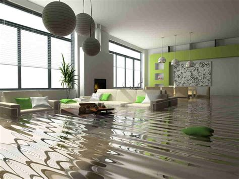 how to restore your house after a flood