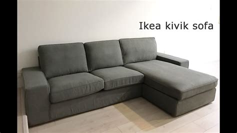 Ikea Kivik沙發組裝diy