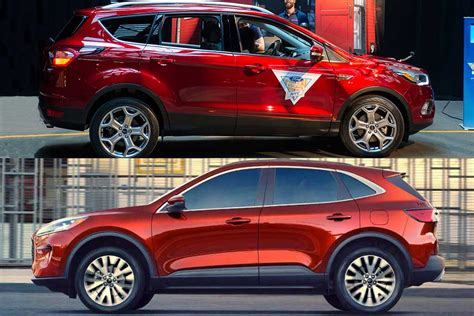 They are priced at $32,650. 2019 vs. 2020 Ford Escape: What's the Difference? - Autotrader