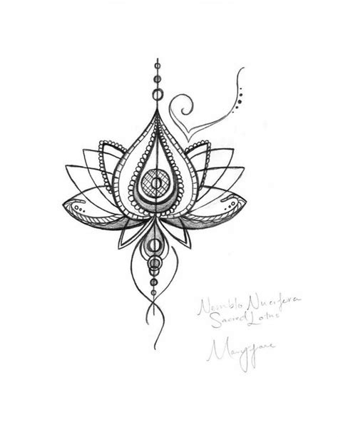 Pin about Lotus tattoo, Tattoos and Flower tattoos on Possible Tattoos and piercings