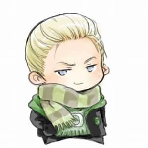 Q-Draco Malfoy-smirk by woshibbdou on DeviantArt