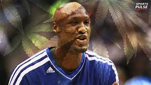 Lamar Odom is launching a line of marijuana products
