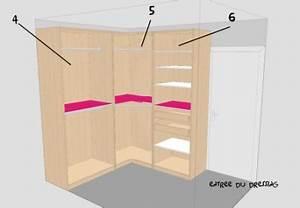 Plan Dressing En U : dressing dessin il n 39 y a plus qu 39 le blog de t tane kikinou ~ Melissatoandfro.com Idées de Décoration