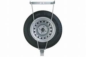 Support Roue De Secours : support roue de secours panier sous chassis latour remorques ~ Dailycaller-alerts.com Idées de Décoration