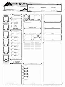 Dungeons And Dragons 5 Edition Deutsch Pdf : fan made dnd character sheet character sheet dungeons and dragons ~ A.2002-acura-tl-radio.info Haus und Dekorationen