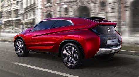 Mitsubishi Confirms Brandnew Premium Suv Model Line For