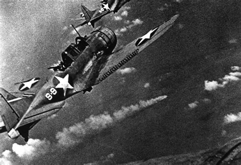 Battle of Midway Dive Bombers