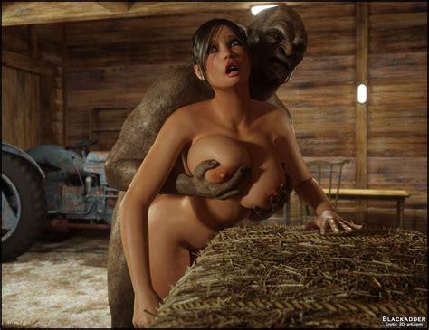 Blackadder House Sitting D Monster Cock Porn Comics