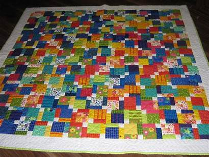 Quilt Patch Nine Tossed Fabric Quilter Latest