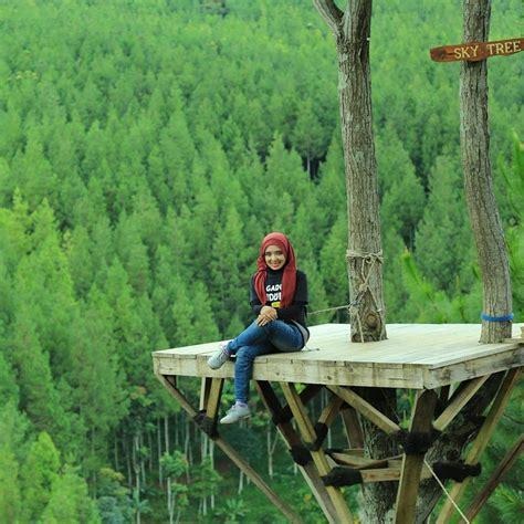 lodge maribaya destinasi wisata hits  lembang