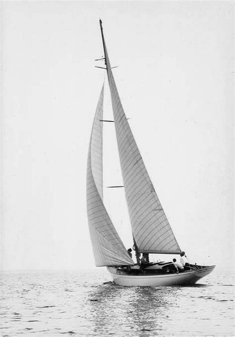 Sailboat Black And White by A Yacht Sailing In Black And White Via Www