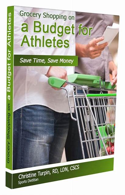 Grocery Athletes Shopping Budget