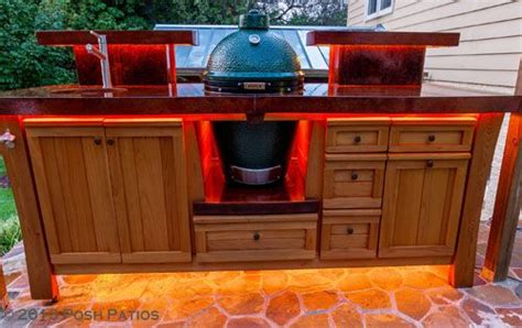 kitchen cabinet drawers for our custom egg tables big green egg egghead forum 7824