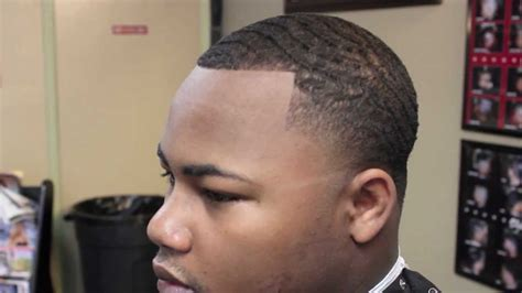 How to cut a Basic Taper Haircut (Wave Length)   YouTube