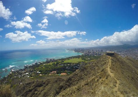 A Guide To Hiking The Diamond Head Trail On Oahu Hawaii