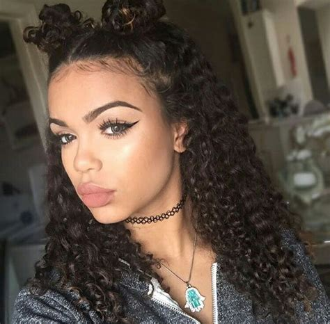 Hairstyles For Mixed Hair by The 25 Best Mixed Hairstyles Ideas On