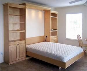 Ideen Für Kleine Schlafzimmer : klappbett 50 praktische raumsparende ideen ~ Lizthompson.info Haus und Dekorationen