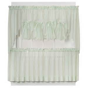 emelia window curtain tier pairs and valance in sage bed