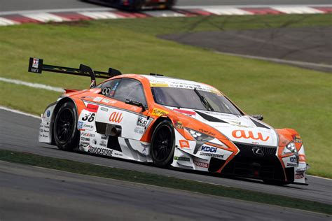 lexus lc   dominating japans super gt